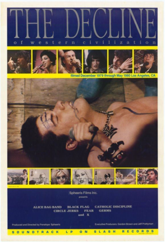 The Decline Of Western Civilization (USA/1981)