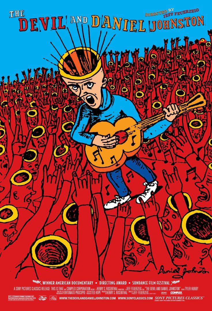 The Devil And Daniel Johnston (USA/2005)