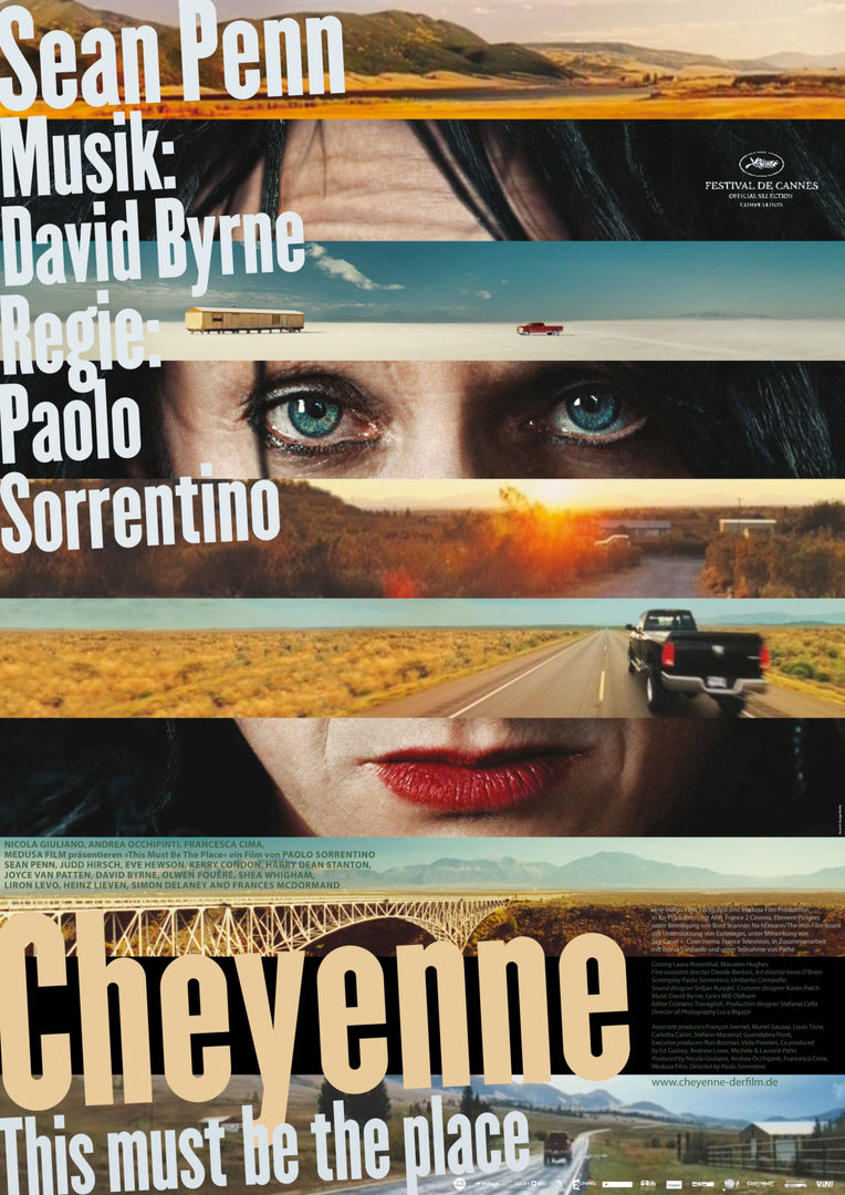 Cheyenne - This Must Be The Place (F, I, IRL/2011)