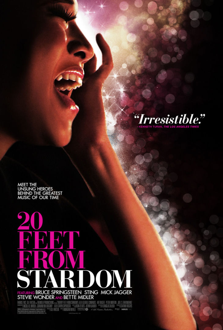 20 Feet From Stardom (USA/2013)