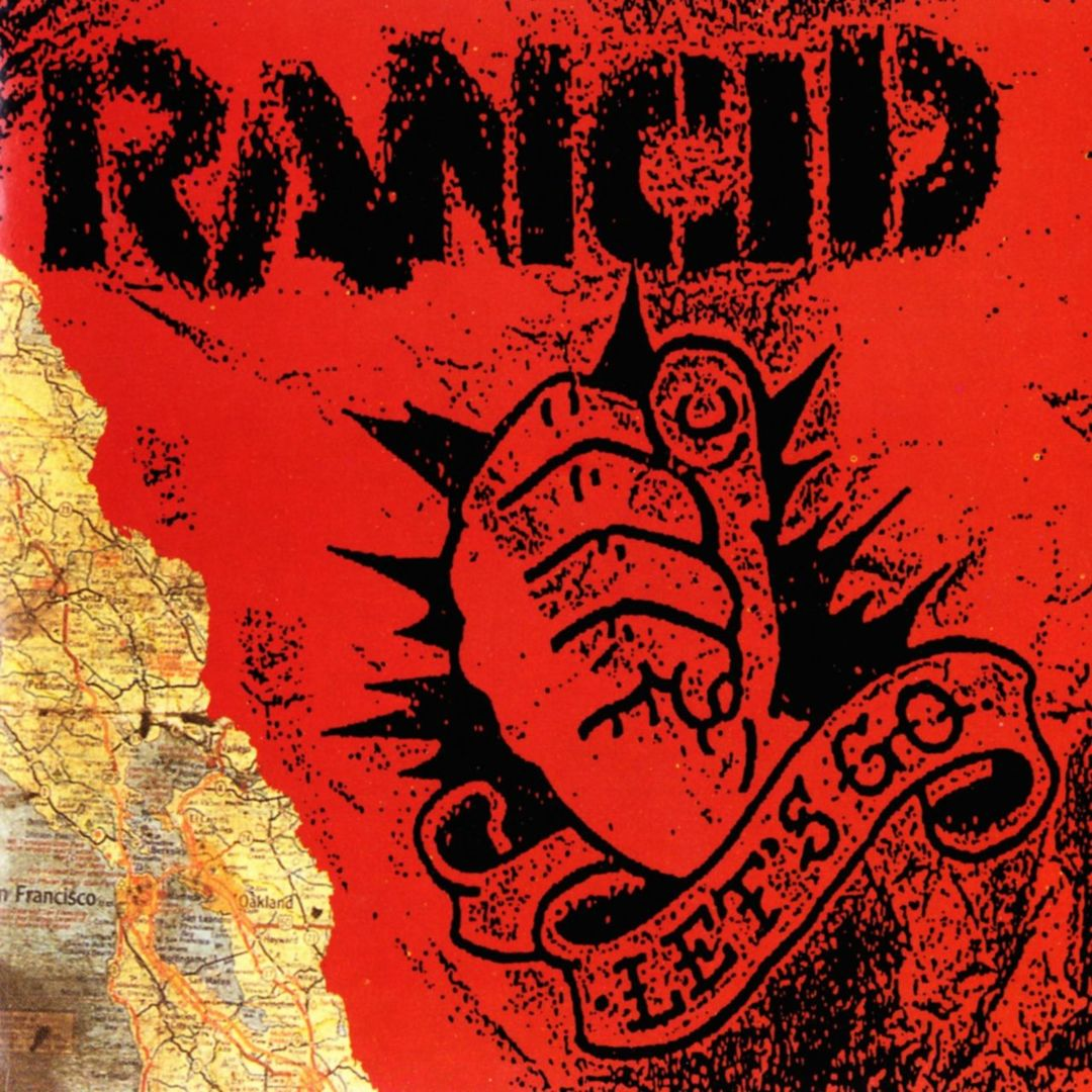 Rancid - LET'S GO (1994)