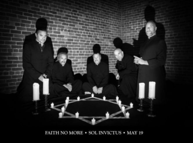 Faith No More Cover