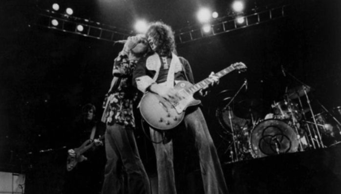Ruckblende Led Zeppelin Kashmir Classic Rock