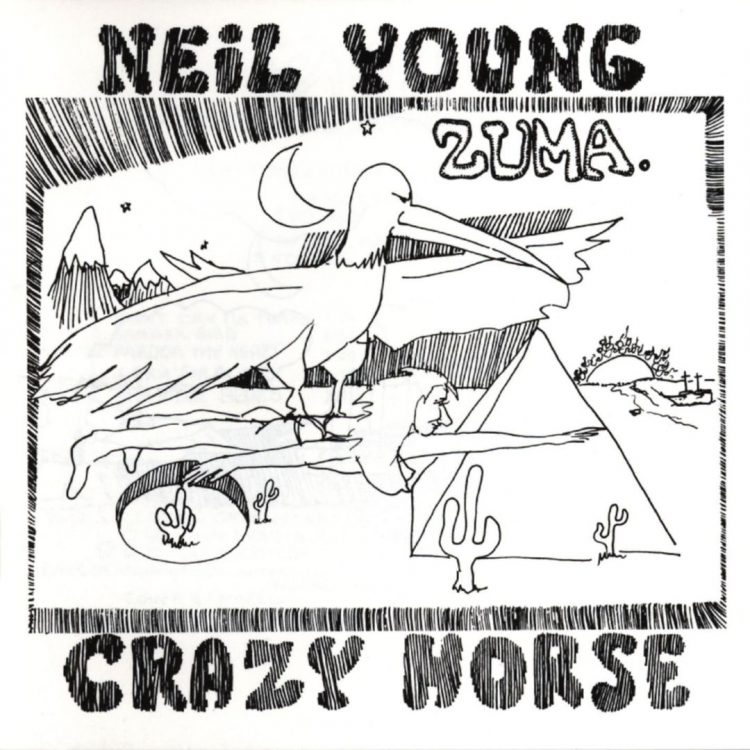 Neil Young Zuma Cover