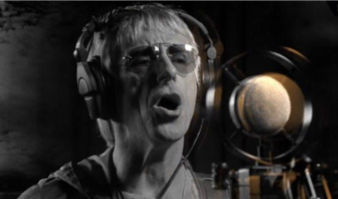 Paul Weller White Sky