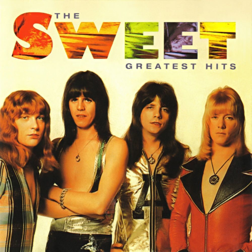The Sweet - GREATEST HITS (2001)