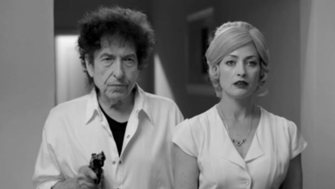 News: Seht Bob Dylan als Gangster im Film Noir-Video zu ›The Night We Called It A Day‹ vom Album SHADOWS IN THE NIGHT