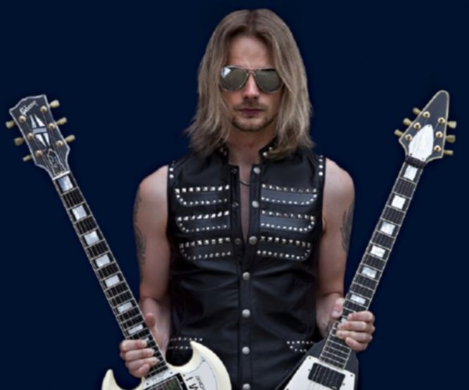 News: Gitarrist Richie Faulkner kündigt ein neues Judas Priest-Album an