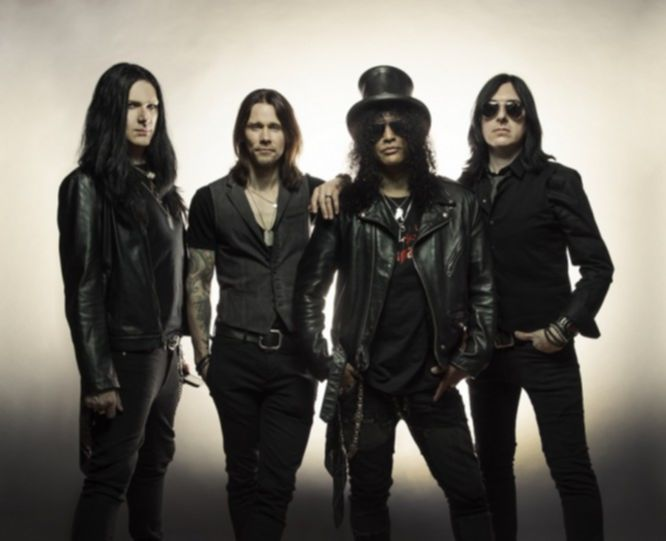 News: Slash arbeitet an einem neuen Album