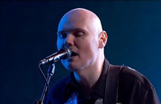 Smashing Pumpkins corgan
