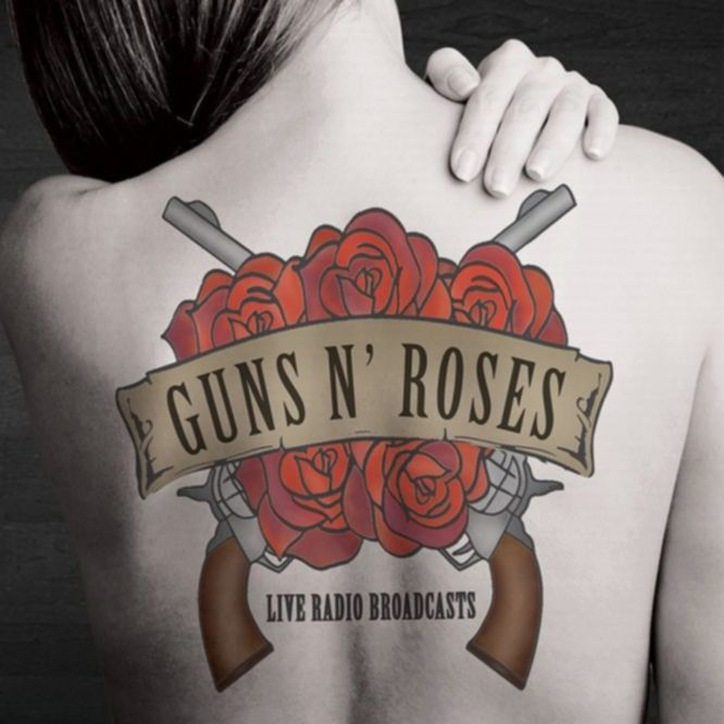 guns n roses radio broadcasts