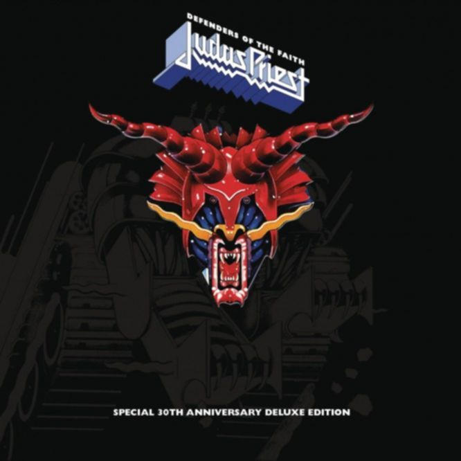 judas priest defenders of faith