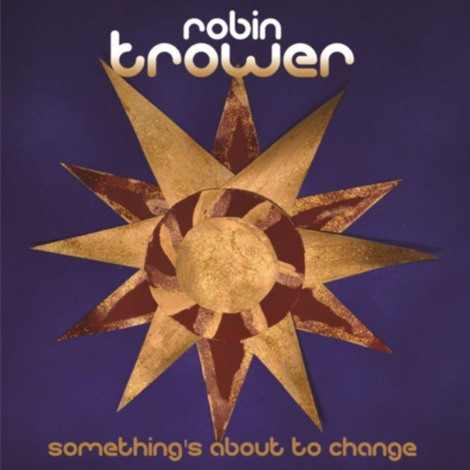 robin trower something