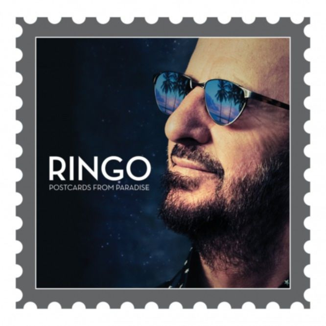 rongo starr postcards