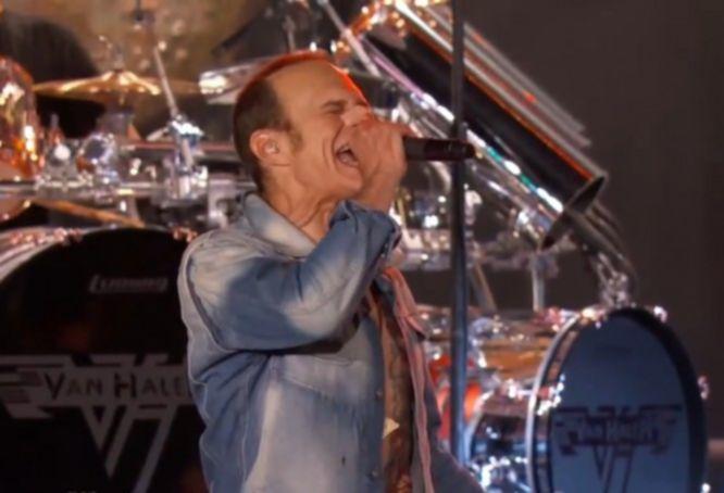 Van Halen kimmel