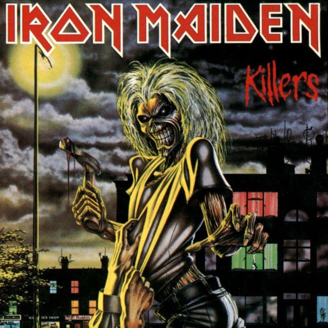 Iron Maiden - KILLERS (1981)