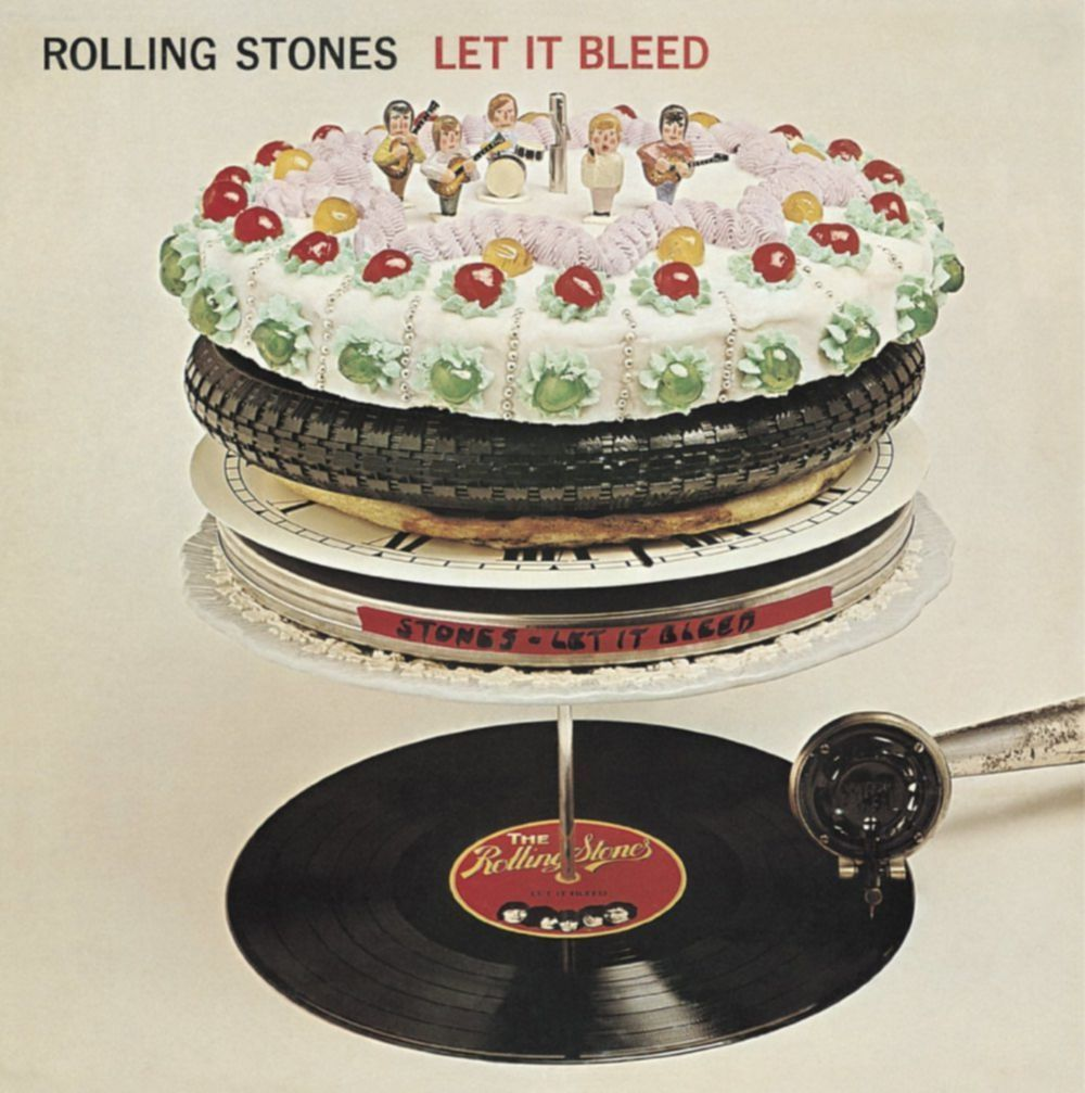 The Rolling Stones - LET IT BLEED (1969)