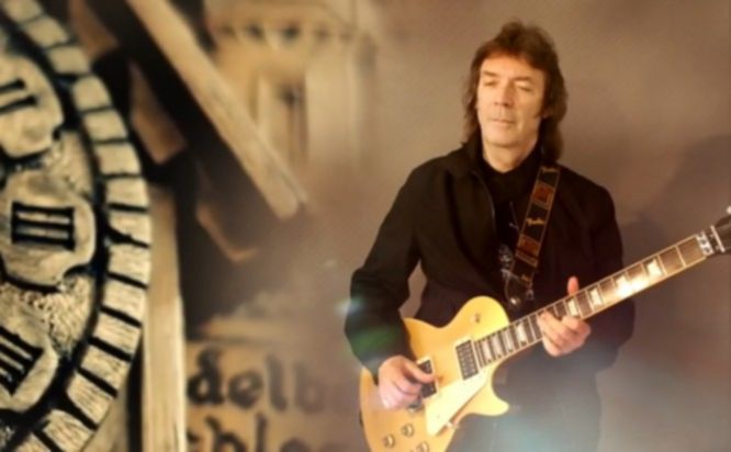 steve hackett spectral mornings 2015