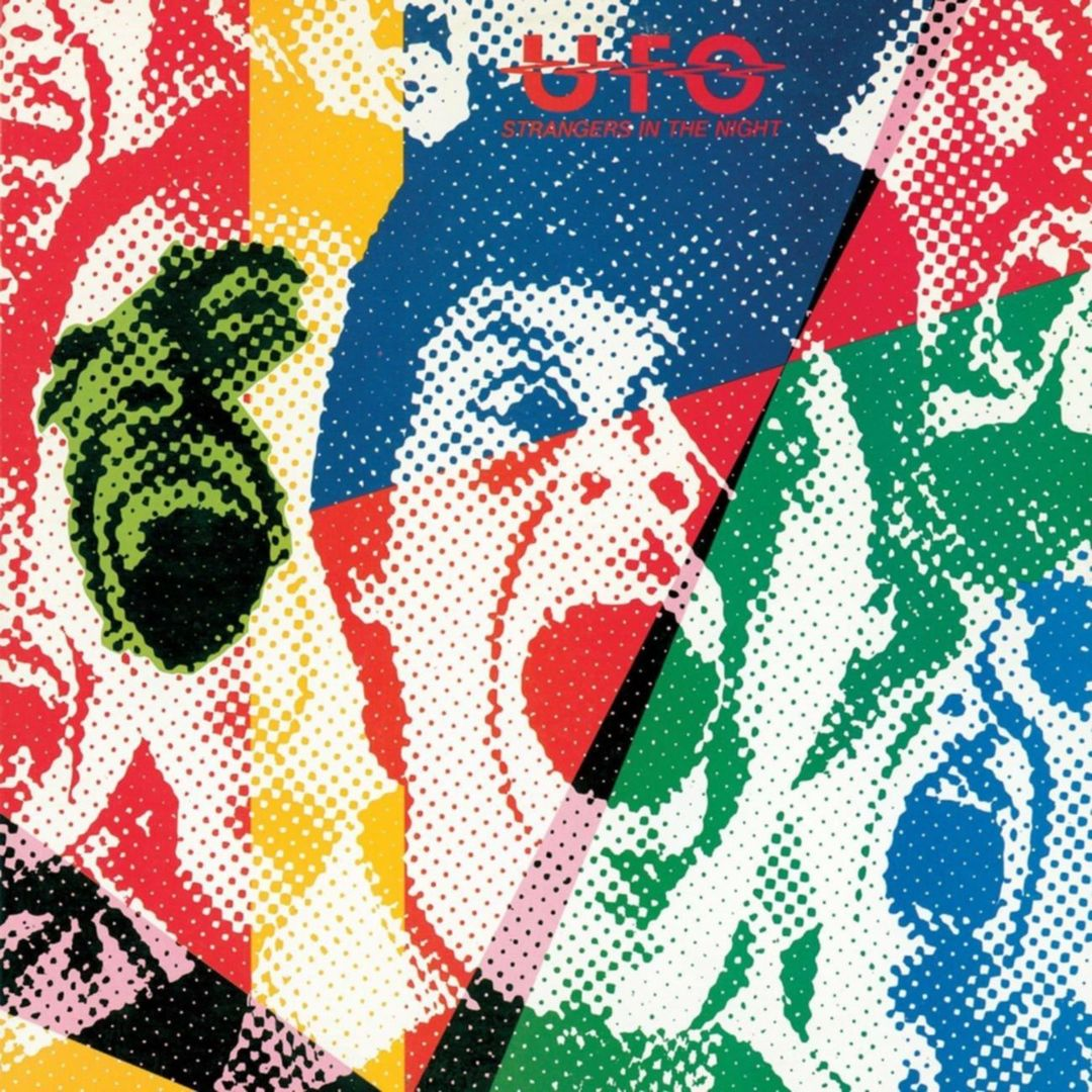 UFO - STRANGERS IN THE NIGHT (1979)
