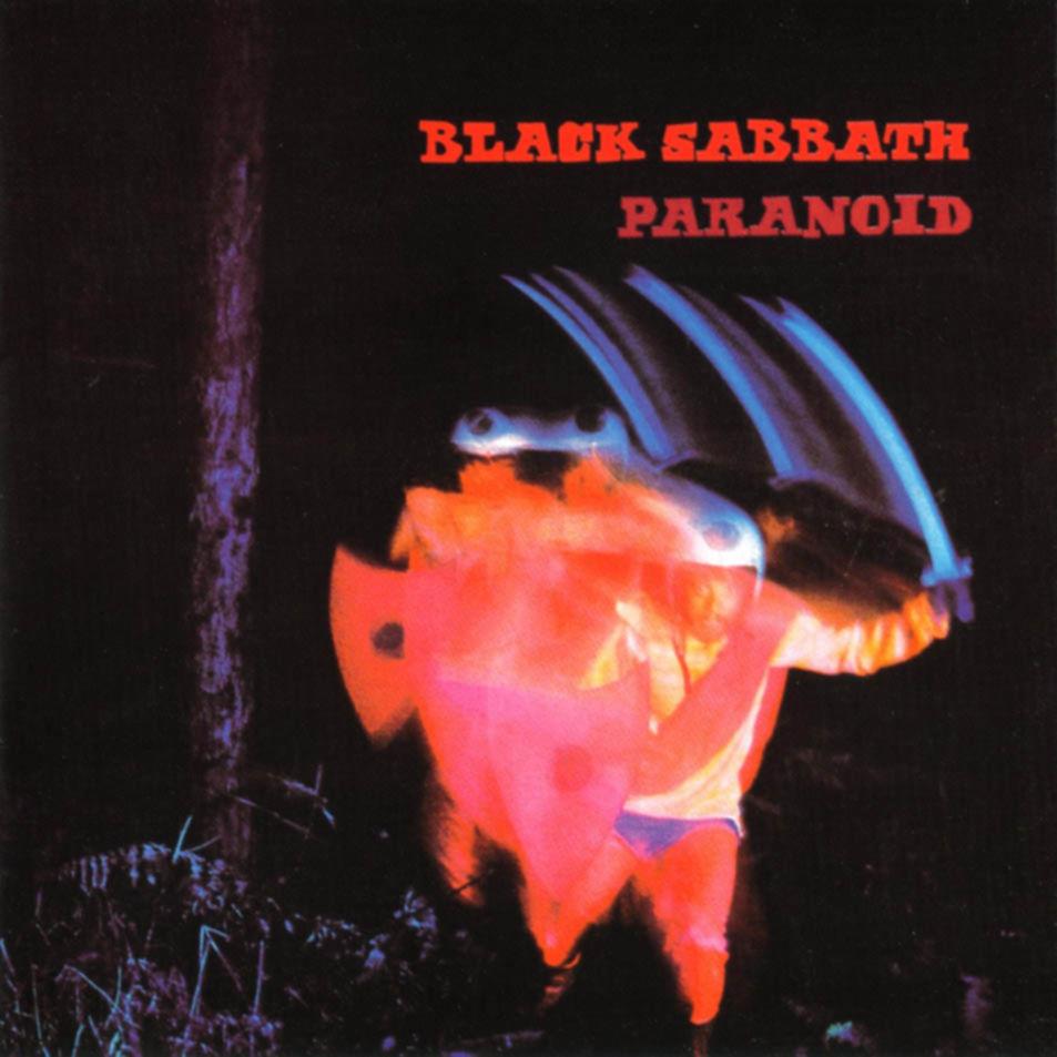 Black Sabbath - ›Paranoid‹