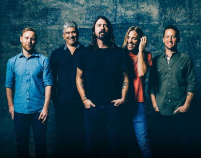 foo fighters pressefoto 2015