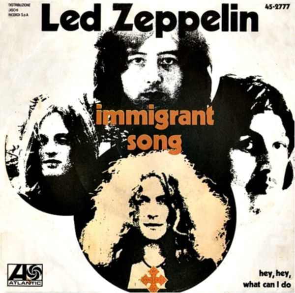 Led Zeppelin - ›Immigrant Song‹