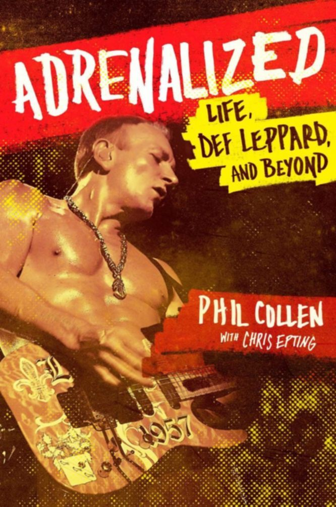 phil collen memoirs