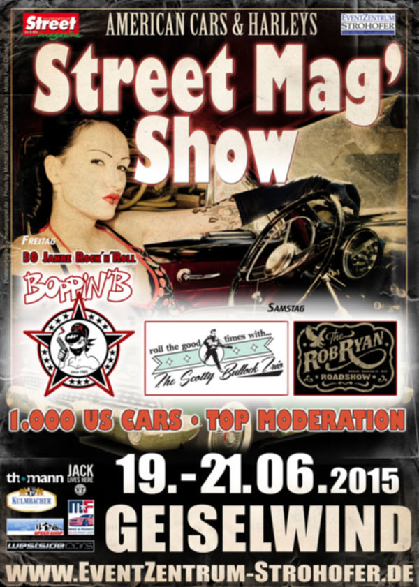 street mag show