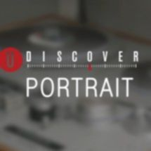 udiscover portrait