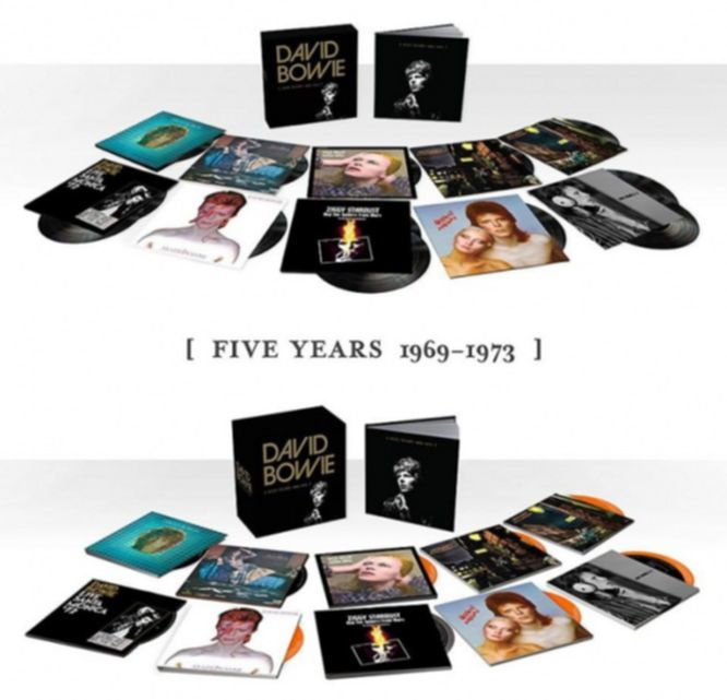 david bowie 5 years