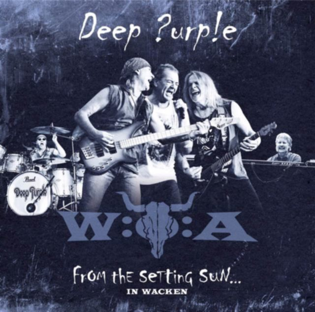 deep purple wacken live