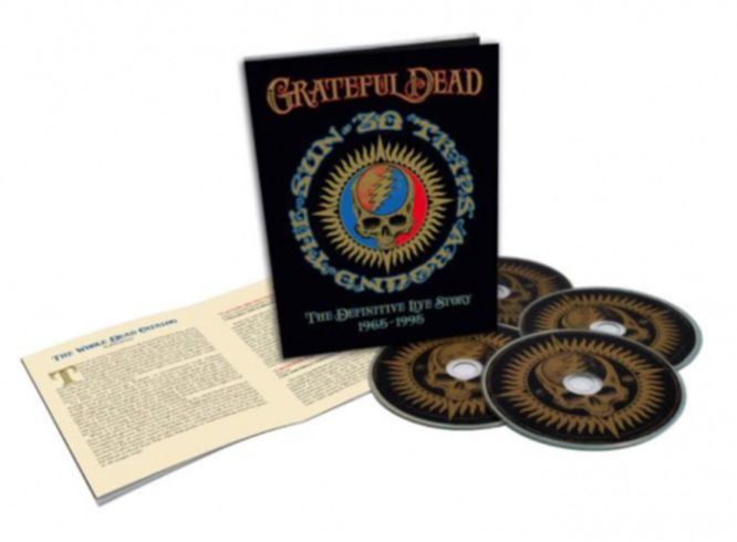 grateful dead live sammlung