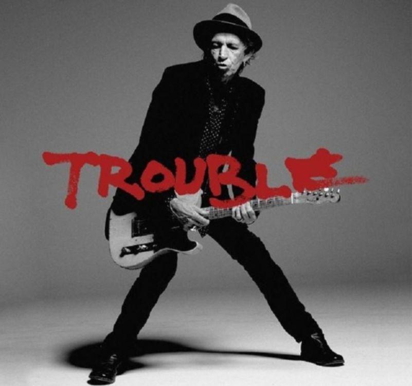 Richards trouble