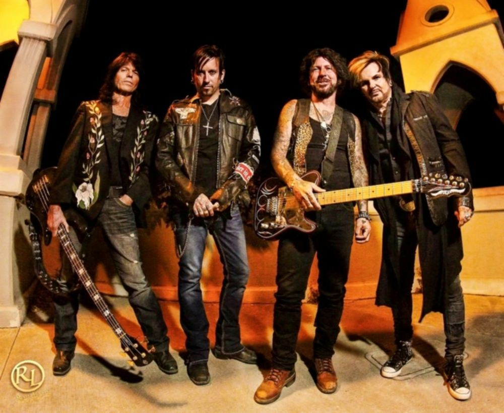 Band Photo - Devil City Angels