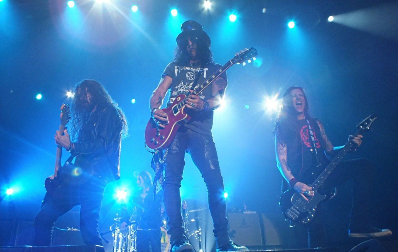 Feature: Zum 50. Geburtstag der Gitarren-Legende - unser letztes Wort mit Slash