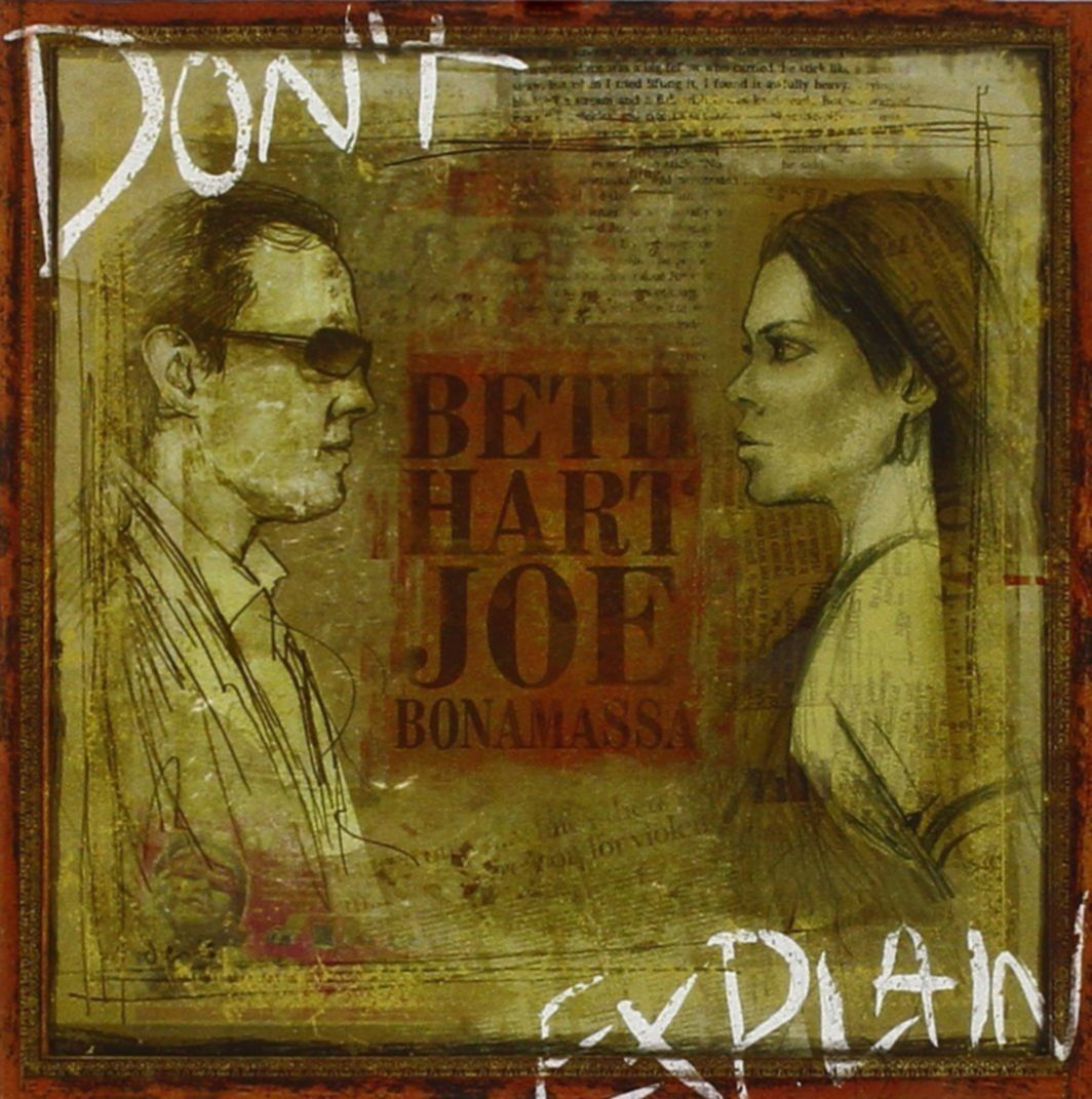 Anhörbar: Beth Hart &  Joe Bonamassa DON'T EXPLAIN (2011)
