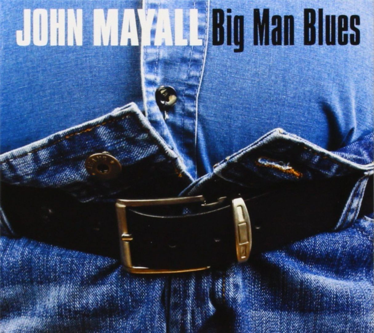 Sonderbar: BIG MAN BLUES (2012)
