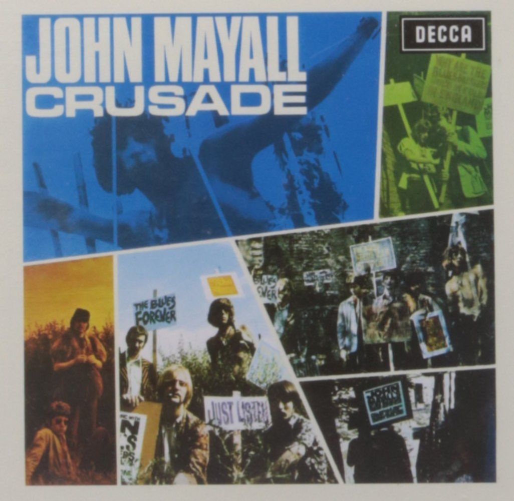 Wunderbar: CRUSADE John Mayall And The Bluesbreakers (1967)