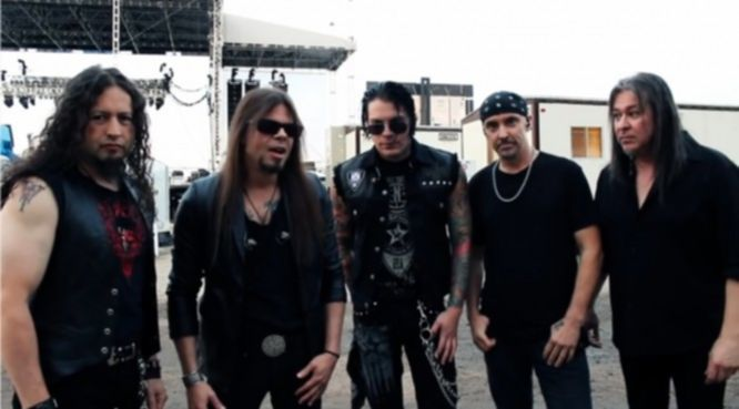 queensryche video still