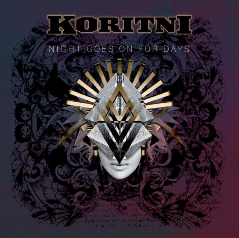 Koritni_Night Goes On For Days_Cover