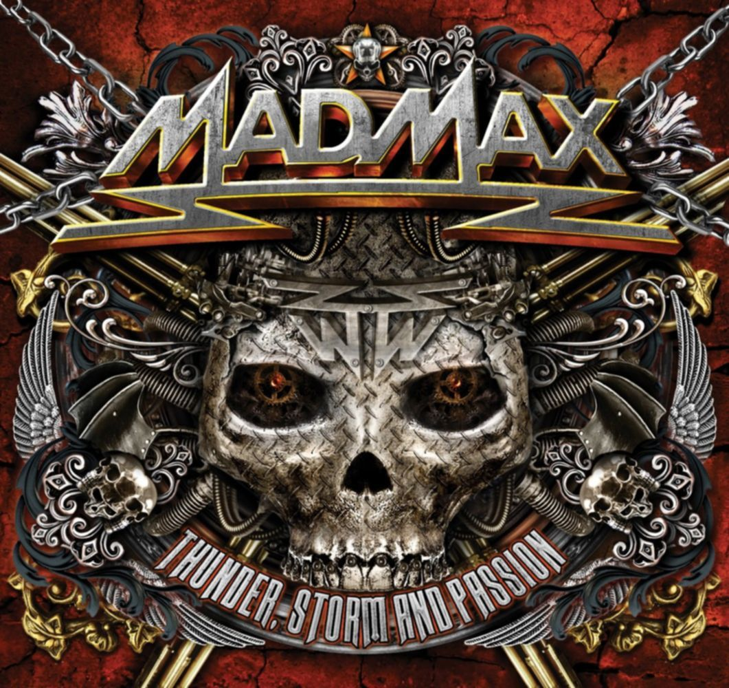 MAD MAX Thunder, Storm and Passion