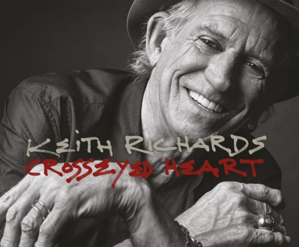 keith richards crosseyed heart 2