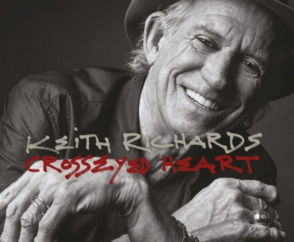 keith richards crosseyed heart 2