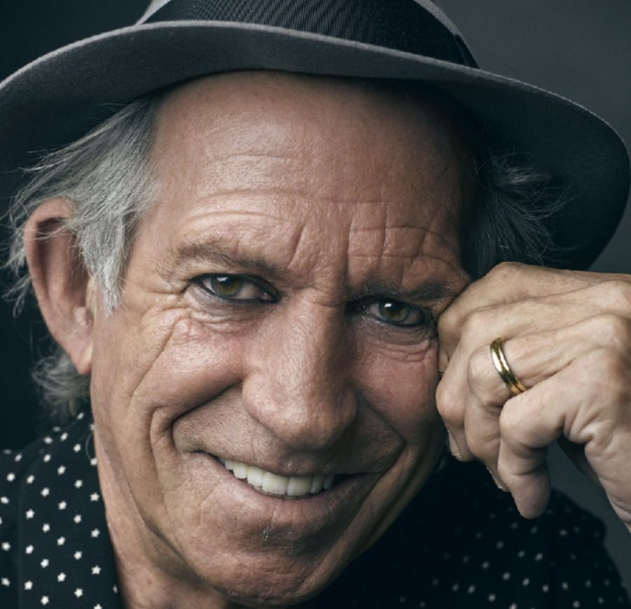 keith richards press 2015