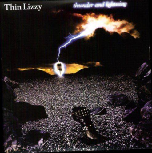 thin lizzy thunder and lightning