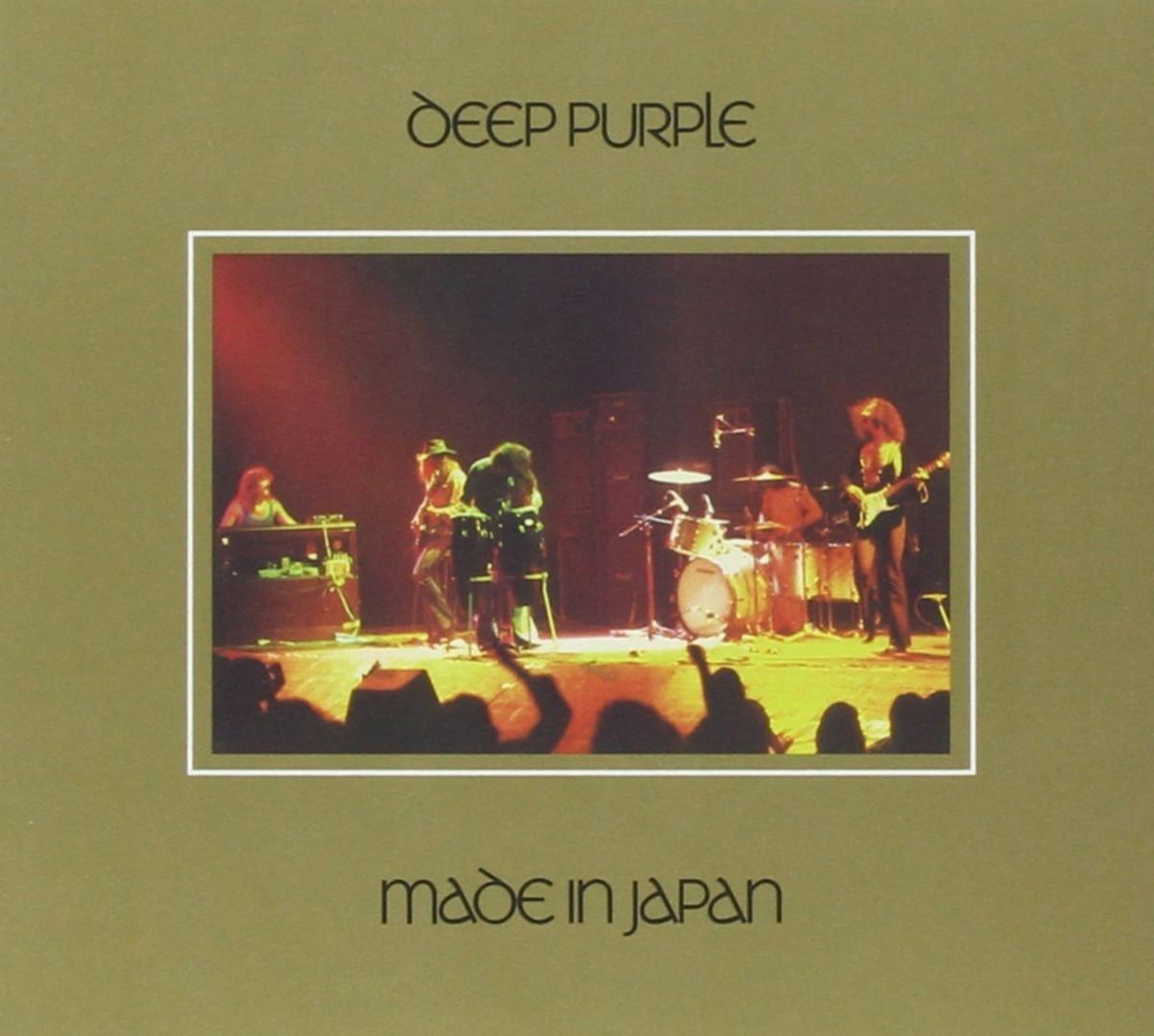 DEEP PURPLE - MADE IN JAPAN (1972)