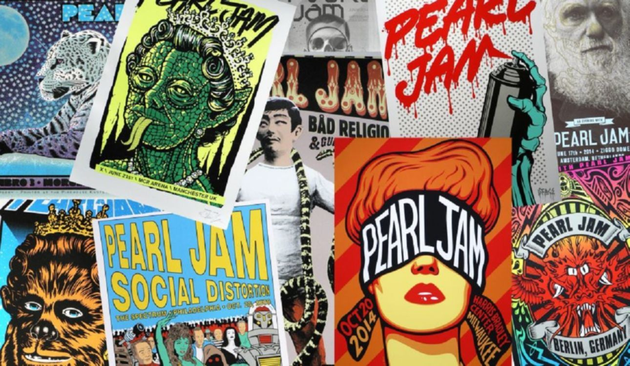 pearl jam poster Collage1_sm