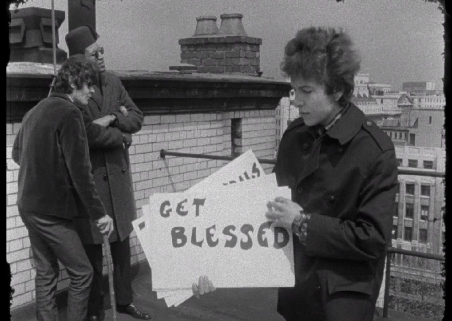 Bob Dylan Subterranean Homesick alternative
