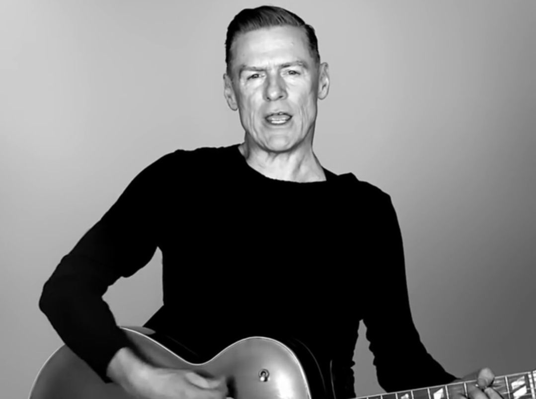 Bryan Adams Video Still 2015