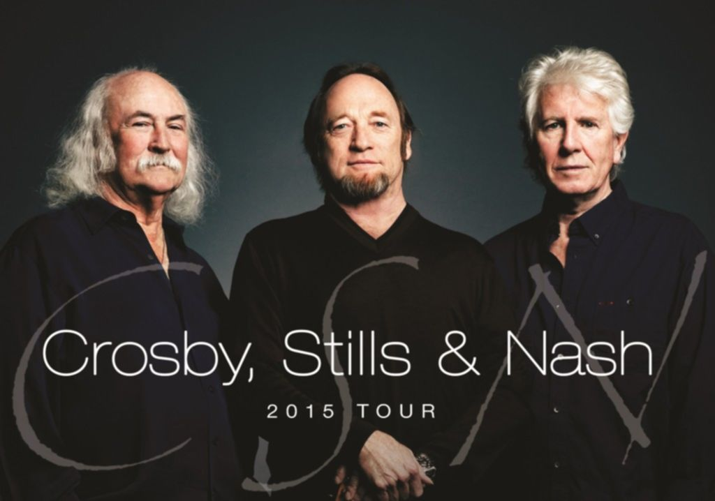 Live: So war das Konzert von Crosby, Stills & Nash in Stuttgart
